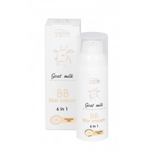 VELLIE BB Star cream z kozího mléka 50ml