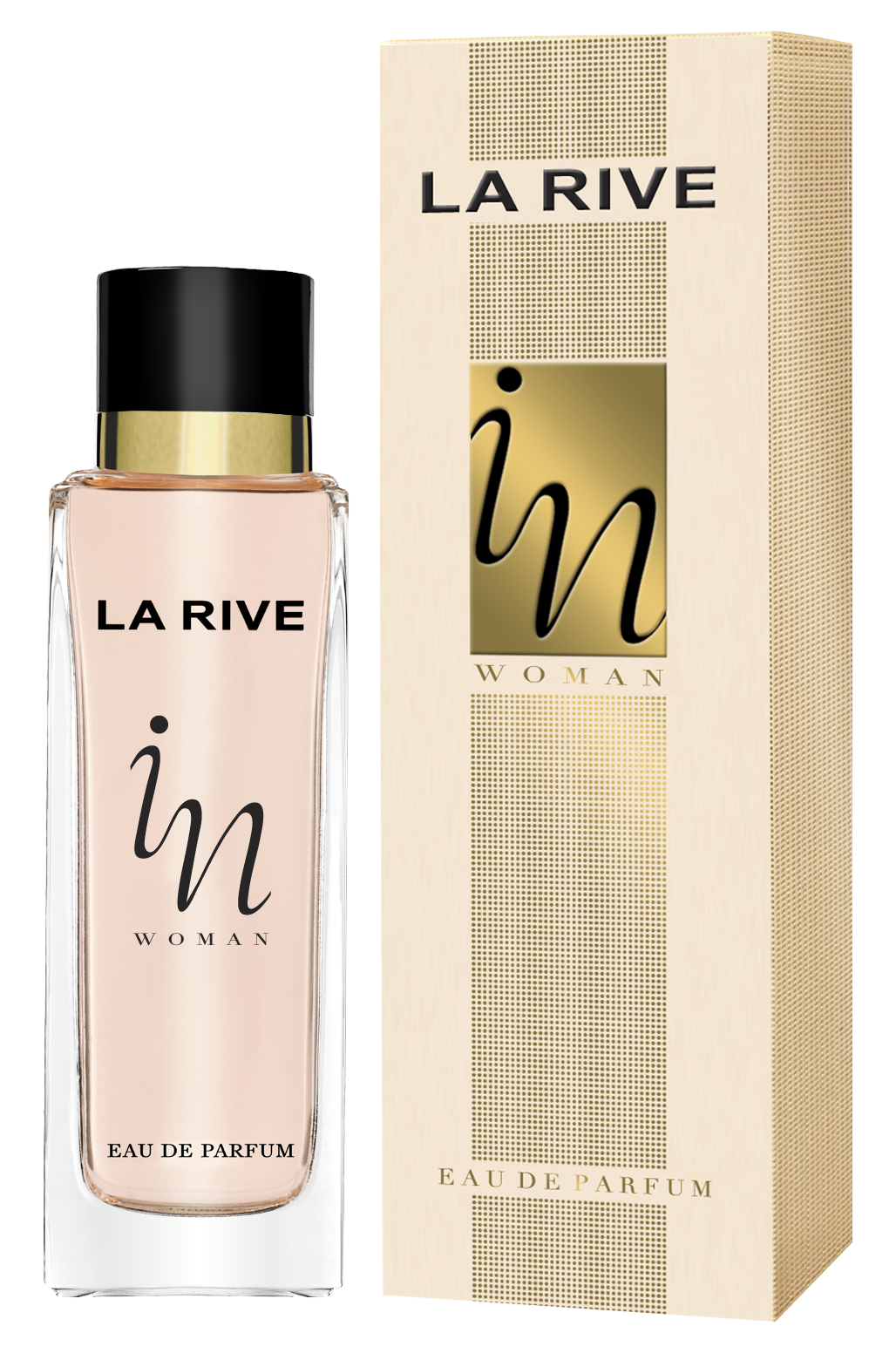 LA RIVE - IN Woman - edp, 90ml
