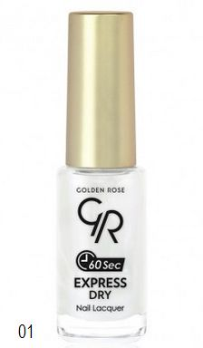 Express Dry lak rychleschnoucí Golden Rose 7 ml