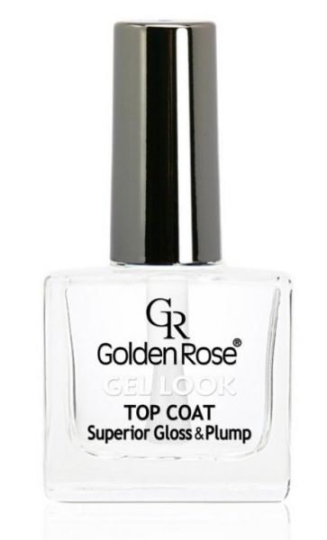 Top Coat - GEL LOOK