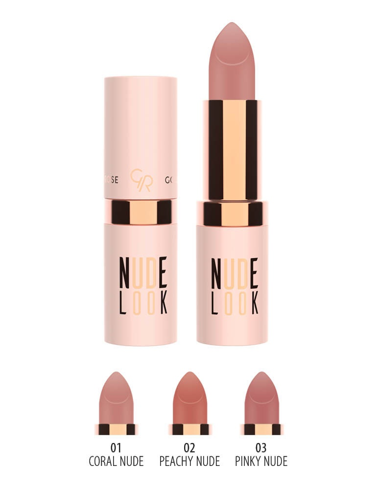 NUDE LOOK Perfect Matte Lipstick