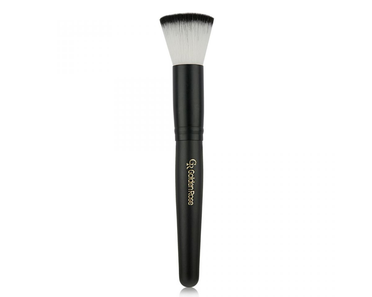 Round Face Brush - štětec na make-up kulatý