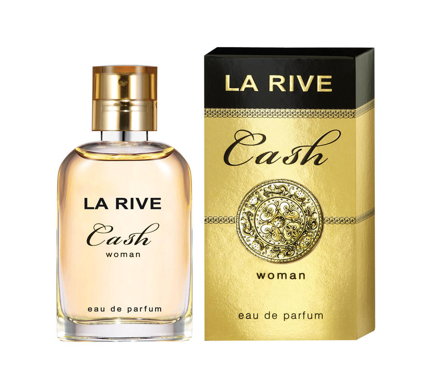 LA RIVE - Cash Woman - edp, 30ml