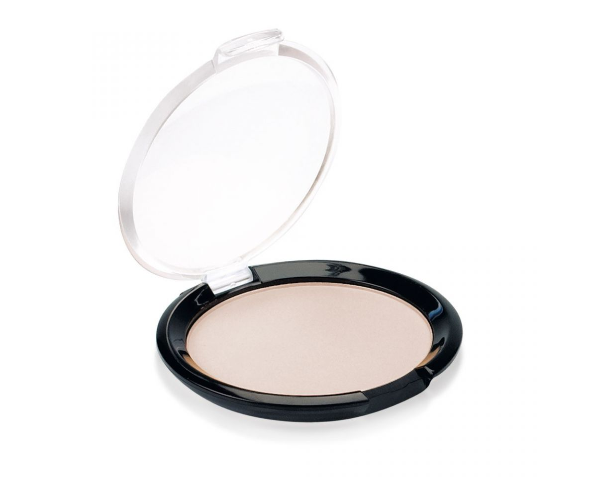 Silky touch compact pudr